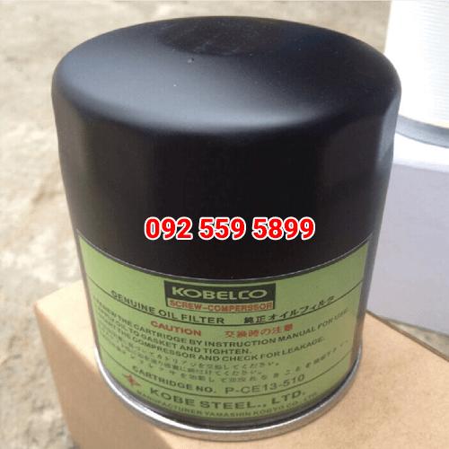 Lọc dầu máy nén khí Kobelco P-CE13-510